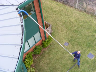 Commercial Services London Gutter Cleaning 0208 945 5711