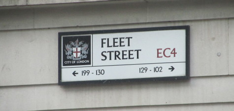 Gutter Cleaning Fleet Street EC4