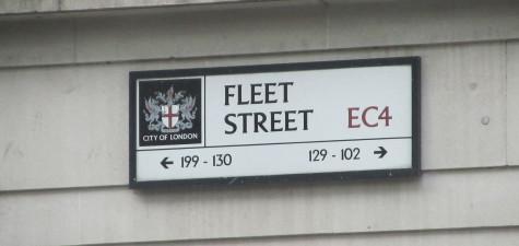 Gutter Cleaning Fleet Street EC4