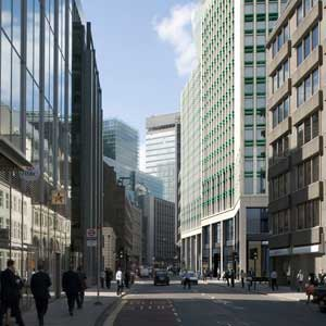 Gutter Cleaning Fenchurch Street EC3